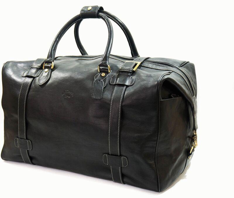 c30be53d Кожаная дорожная сумка KATANA - 33153a - купить в Киеве по выгодной ...
