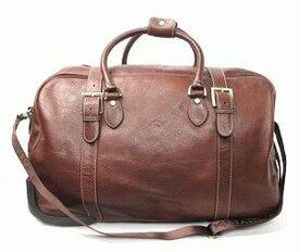 Кожаная дорожная сумка KATANA
