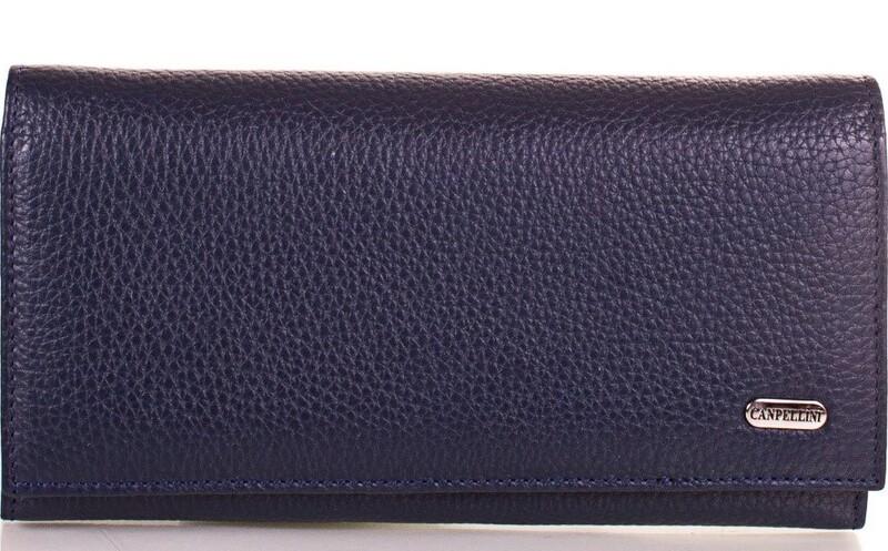Женский кожаный кошелек Canpellini 17692 - фото 1