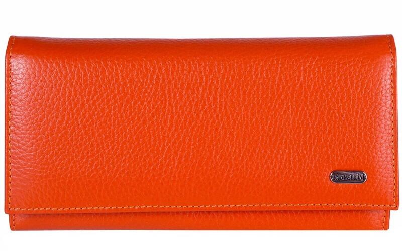 Женский кожаный кошелек Canpellini 17694 - фото 1