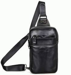 Кожаный рюкзак 4002A