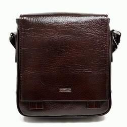 Мужская кожаная сумка DESISAN id