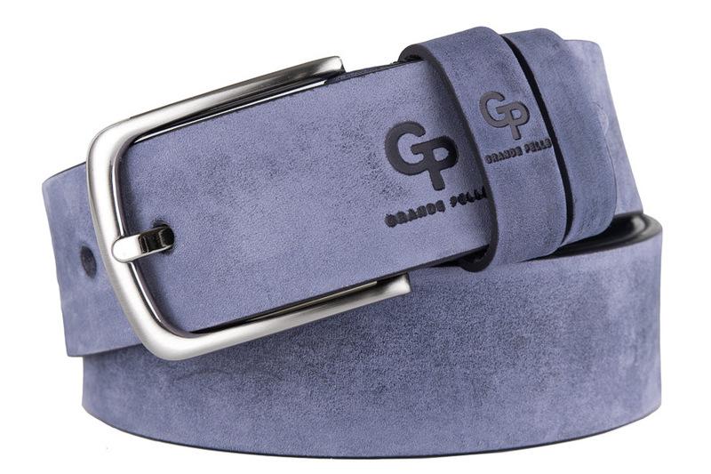 Кожаный ремень Grande Pelle 18564 - фото 1