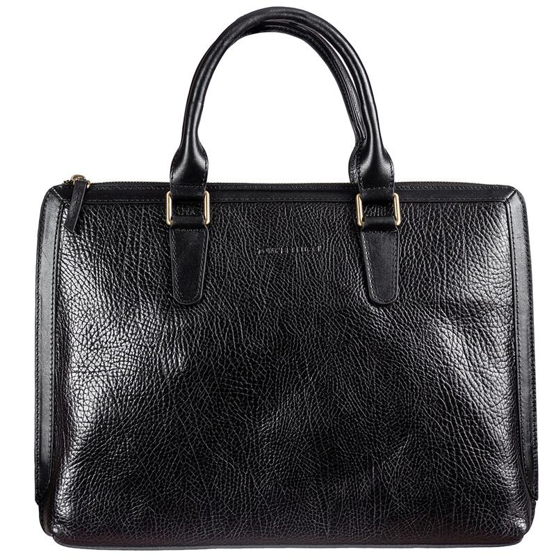 Мужской кожаный портфель Tony Bellucci (Италия) 17388 - фото 1