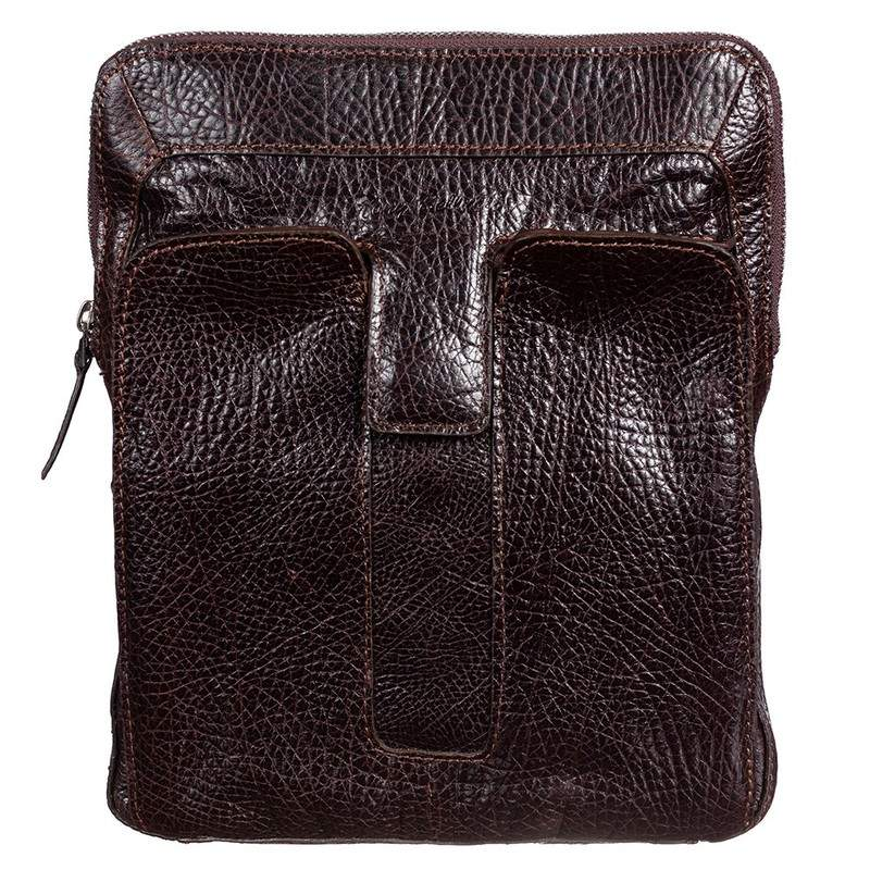 Мужская кожаная сумка Tony Bellucci (Италия) 17400 - фото 1