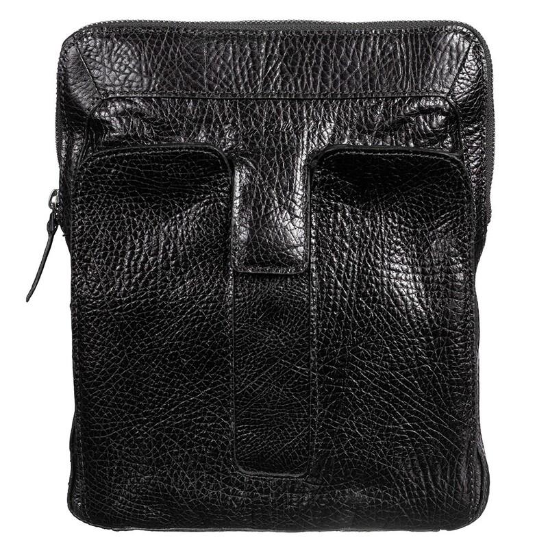 Мужская кожаная сумка Tony Bellucci (Италия) 17401 - фото 1