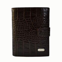 Кожаный мужской кошелек Canpellini