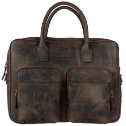 Мужской кожаный портфель Tony Bellucci (Турция) id