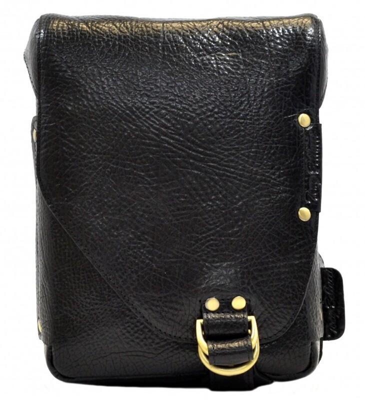 Мужская кожаная сумка Tony Bellucci (Турция) 13266 - фото 1