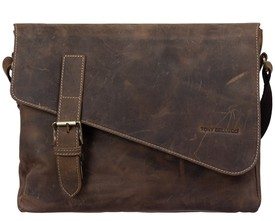 Мужская кожаная сумка Tony Bellucci (Турция) id