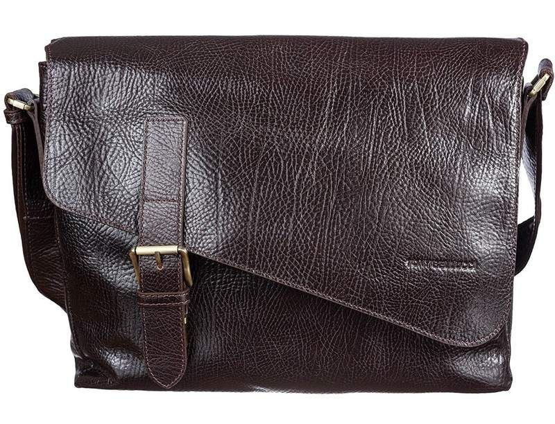 Мужская кожаная сумка Tony Bellucci (Италия) 17405 - фото 1
