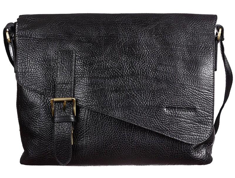 Мужская кожаная сумка Tony Bellucci (Италия) 17406 - фото 1