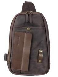 Кожаный мужской рюкзак Tony Bellucci