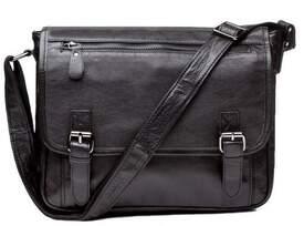 Мужская кожаная сумка через плечо 6046 Buffalo Bags id