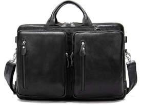 Кожаный портфель Buffalo Bags id