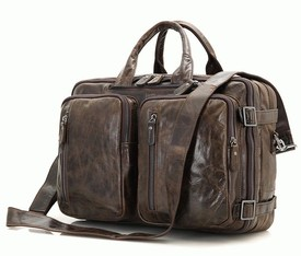 Мужская кожаная сумка 3в1 7014C-1 Buffalo Bags id
