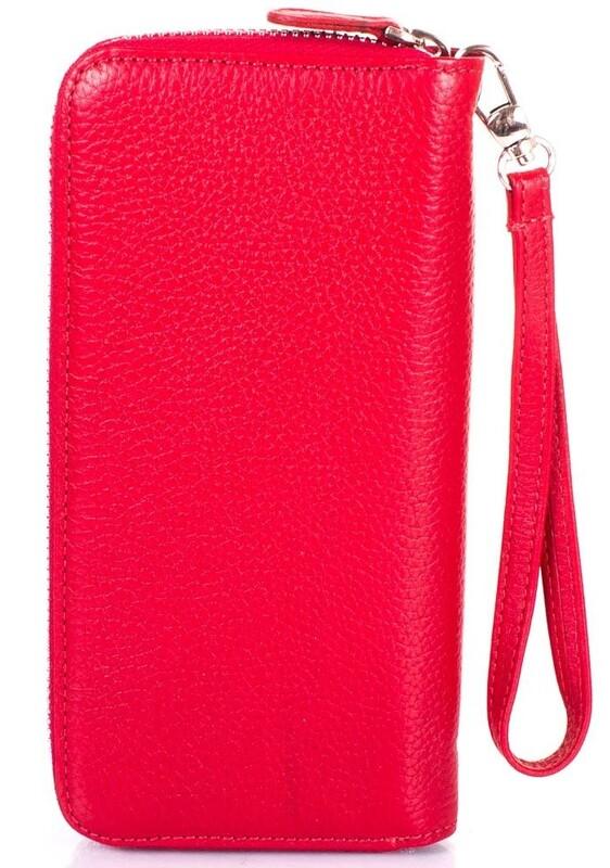 Женский кожаный кошелек Canpellini 17700 - фото 1