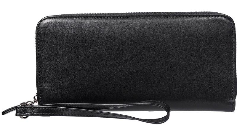 Женский кожаный кошелек Canpellini 17695 - фото 1