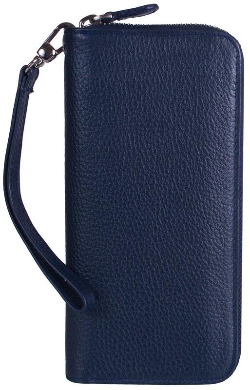 Женский кожаный кошелек Canpellini 17701 - фото 1