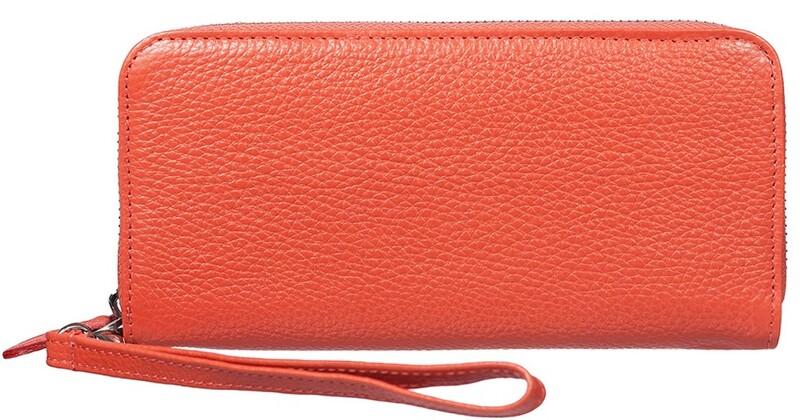 Женский кожаный кошелек Canpellini 17702 - фото 1