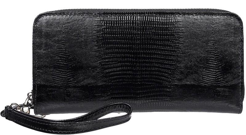 Женский кожаный кошелек Canpellini 17697 - фото 1