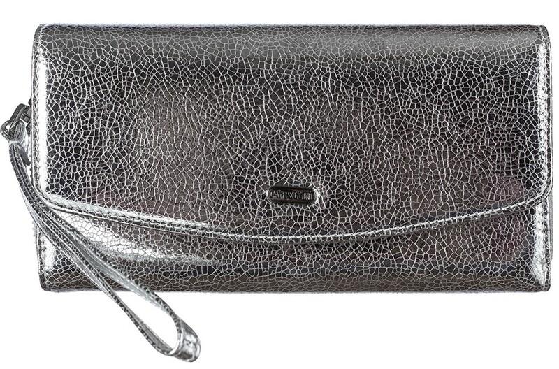 Женский кожаный кошелек Canpellini 17704 - фото 1