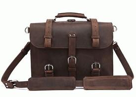 Мужской кожаный портфель 7072R-1 id