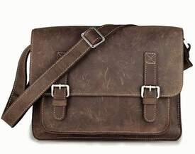 Сумка кожаная через плечо 7089R Buffalo Bags id