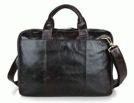 Кожаный деловой портфель 7092-3C Buffalo Bags