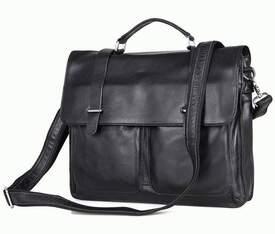 Мужской вместительный портфель Buffalo Bags