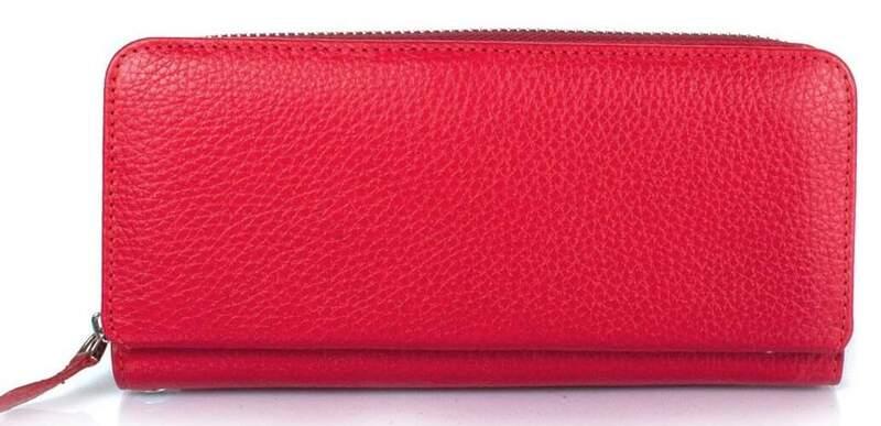 Женский кожаный кошелек Canpellini 17708 - фото 1