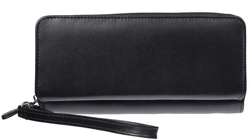 Женский кожаный кошелек Canpellini 17707 - фото 1