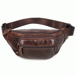 Кожаная сумка на пояс 7218C Buffalo Bags