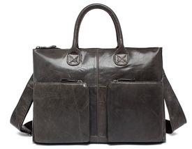 Кожаная сумка для ноутбука 7241J-1 Buffalo Bags