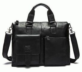 Кожаный портфель мужской 7264A Buffalo Bags