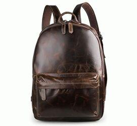 Кожаный вместительный рюкзак 7273Q Buffalo Bags