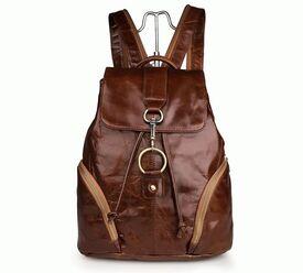 Кожаный повседневный рюкзак 7286B Buffalo Bags