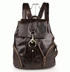 Кожаный повседневный рюкзак 7286C Buffalo Bags