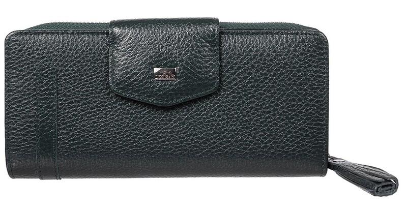 Женский кожаный кошелек Desisan 17630 - фото 1