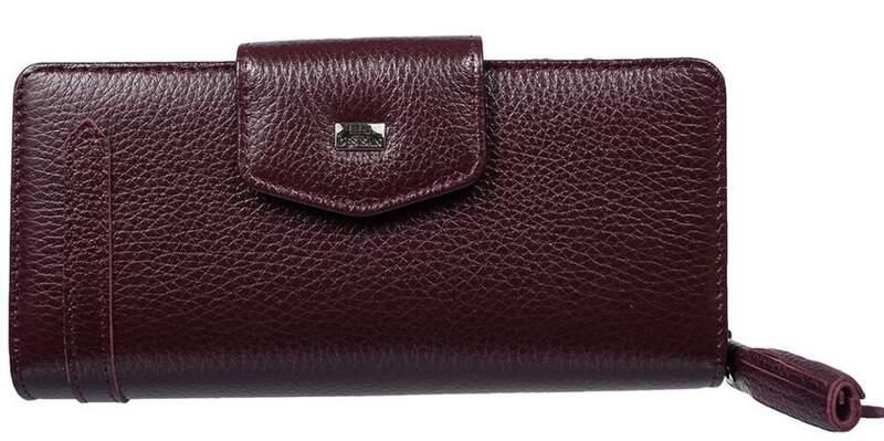 Женский кожаный кошелек Desisan 17629 - фото 1