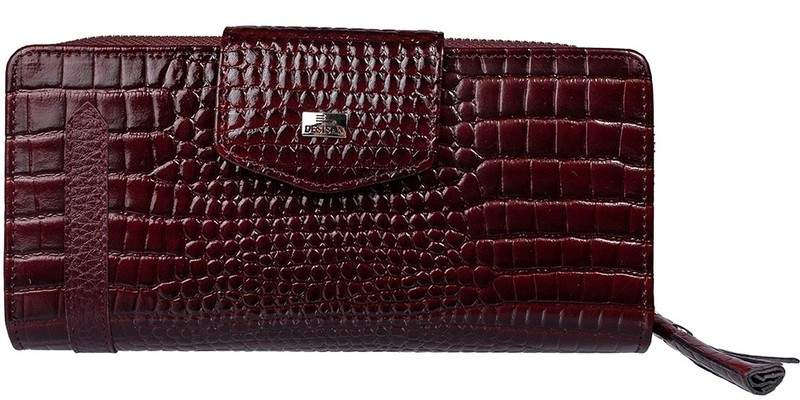 Женский кожаный кошелек Desisan 17628 - фото 1