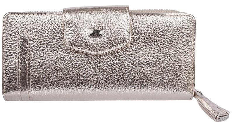 Женский кожаный кошелек Desisan 17626 - фото 1