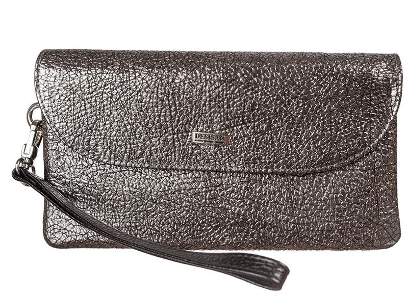 Женский кожаный кошелек Desisan 18948 - фото 1