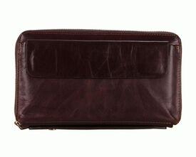Мужской кожаный клатч 8039C Buffalo Bags