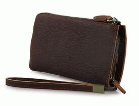 Мужской кожаный клатч 8048R Buffalo Bags