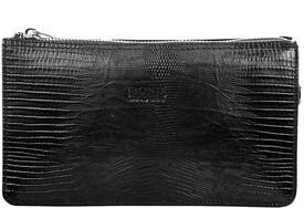 Мужской кожаный клатч BOND id