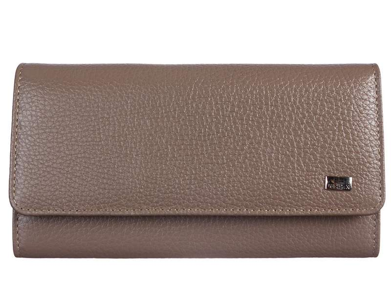 Женский кожаный кошелек Desisan 18955 - фото 1