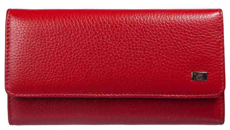Женский кожаный кошелек Desisan 17625 - фото 1