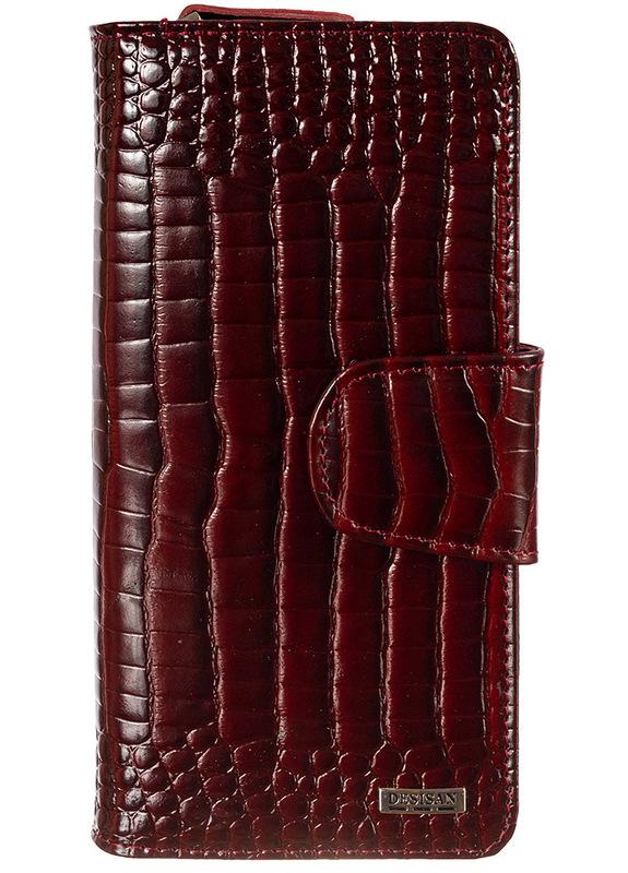 Женский кожаный кошелек Desisan 18965 - фото 1