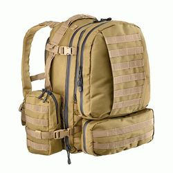 Рюкзак Defcon 5 Full Modular Molle Pockets 60 (Coyote Tan) id